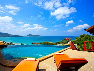 Panoramic Sea View, Beside The Beach - OR02, Patong