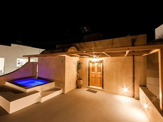 CASA SANTANTONIO - Superior Honeymoon Suite with outdoor Jacuzzi