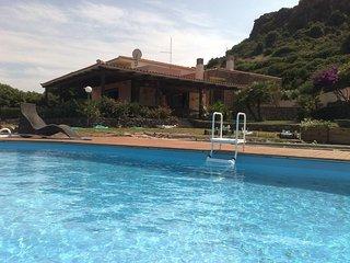 Villa Patrizia #11426.1, Tergu