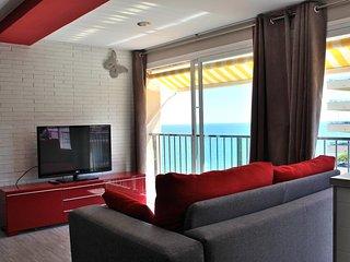 Apartamento de lujo en primera linea de mar