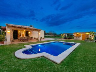 Traditional quiet finca with private pool