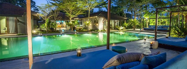 Luxurious Bangtao Beach 7 Bed Villa