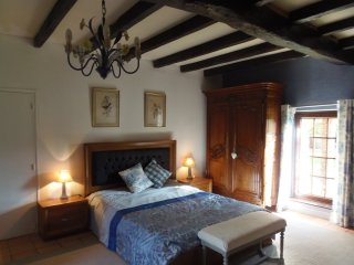 Blue Room Suite-Maison des Arbres