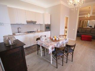 Confortevole appartamento super accessoriato con terrazza vista mare - Ap11