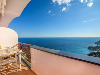 LivingAmalfi Rachel - Apartment up to 4 people, sea view, wifi, free parking, Vettica