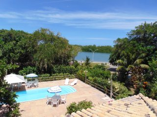 Casa Sereia - Bahia 4bed beachhouse stunning views on the river close to beach, Arembepe