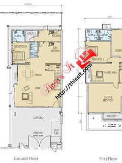 Residence Floor Layout