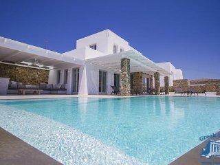 Villa in Mykonos : Ano Mera Area Villa Sophus, Elia