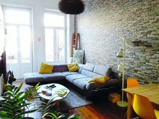 Apartamento espectacular no centro do Porto