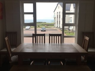 Fantastic holiday home with sea views Portrush