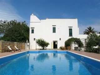 324 Villa with Pool in Melissano Gallipoli