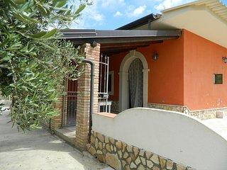 Villa Falaride sul mare di Licata