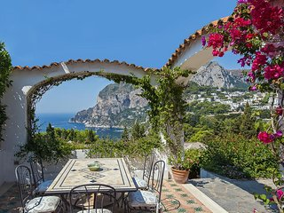 Villa Nina - Charming place on Capri Island