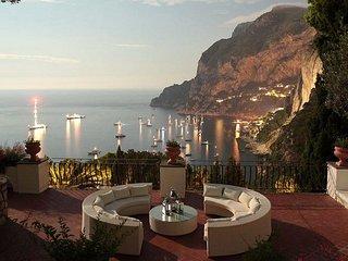 Villa Nina, Capri
