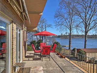NEW! 2BR House on Lexington Side Lake Murray, SC
