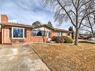Cozy CO Springs Home: 4 Mi to Garden of the Gods!