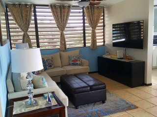 Remodeled Condo Beach Front Penthouse Apartment, Naguabo