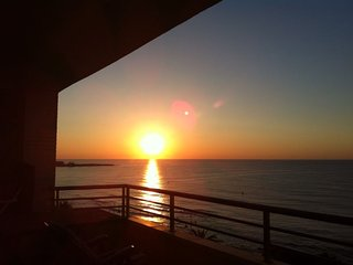 Precioso atico frente al mar