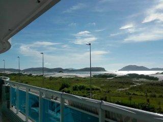 luxuoso apto 4 suítes, espaço gourmet varandão frente mar 10 pessoas 3 vagas gar