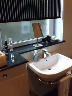 Hotel Toiletries provided