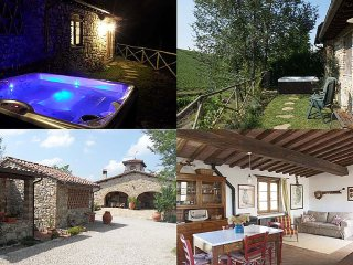Chianti Classico Farmhouse close Firenze