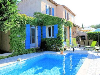 Esterel, St Jean-de-Cannes Var, Villa 6p, private pool, 5 ml from the beach