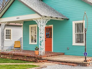 The Blue Bungalow's Sibling, Chattanooga