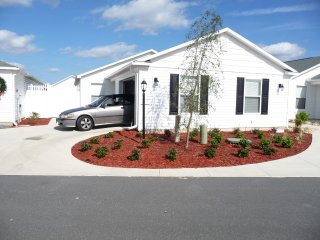LOCATION, conveniently located between Lake Sumter Landing and Brownwood Paddock, The Villages