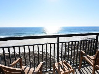 Shell 807 - Beautiful oceanfront 8th floor condo. Oceanfront, sleeps 4.