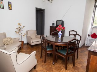 Spacious apartment with great location in Flamengo FL07509