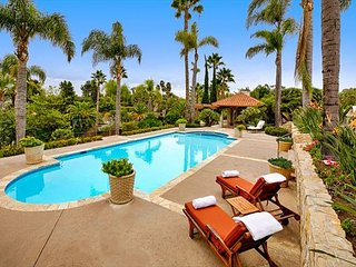 Sprawling country estate with pool, tennis court, and beach volleyball court!, Rancho Santa Fe