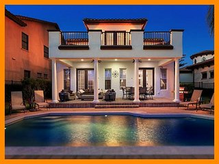 Stunning 5 bed Reunion Resort home - Games/cinema - Pool, Reunión