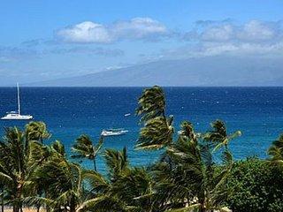 "Hawaii Life Presents ""Moana"" of The Alii 2BR/2BA Ocean View, Lahaina"