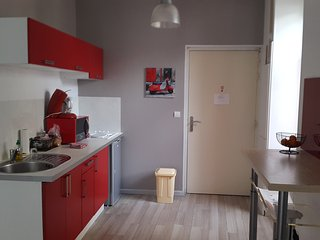 Studio + Balcon Centre Medieval Ideal Vacances