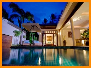 2088 - Tropical living with private pool sleeps 4
