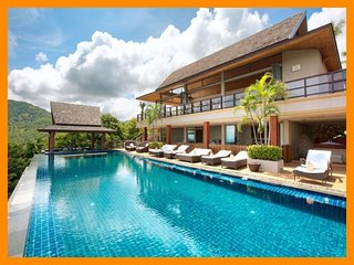 5230 - Private infinity pool and panoramic seaviews, Mae Nam
