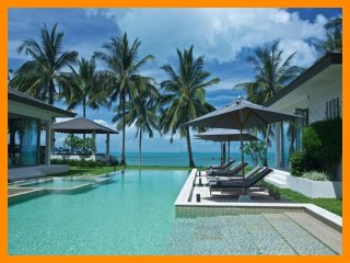 5076 - Beach front luxury with Thai chef service, Taling Ngam