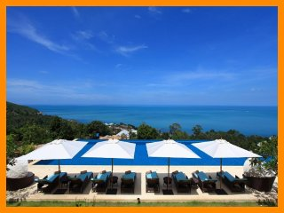 5142 - Seaview luxury with Thai chef service, Bophut