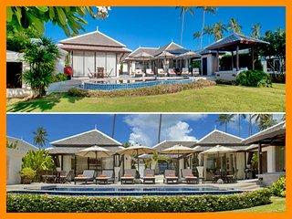 S6236 - 2 side-by-side villas, sleeps 12