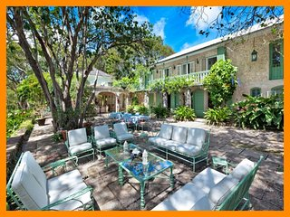 Luxury Family Home Set on 11 Acre Estate, Saint Lucy Parish