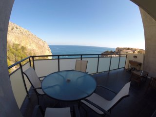 Peaceful 3 bed house with stunning sea views, Calpe