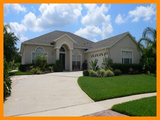 Fantastic 5 Bed Home -  2 Miles to Disney!, Four Corners