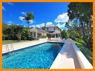 Luxury 4 Bed Home with Private Pool, Extra Cottage, Barbados