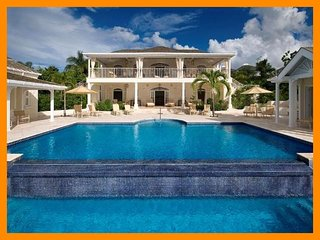 Stunning 6 Bed Home with Private Infinity Pool, Saint Peter Parish
