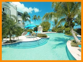 A luxurious 1 bed penthouse apartment with en-suite bathroom, all set within a well equipped resort on the beach, Mullins