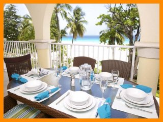 Sapphire Beach 211 - Beautiful beachfront condo