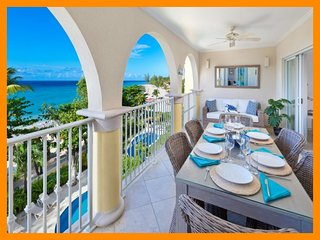 Sapphire Beach 307 - Beautiful beachfront condo
