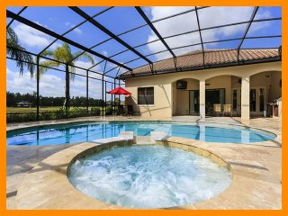 Reunion Resort 167 - villa with pool, game room and home theater near Disney