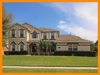 Fantastic 7 Bed Luxury Home - 4 Miles to Disney!, Four Corners