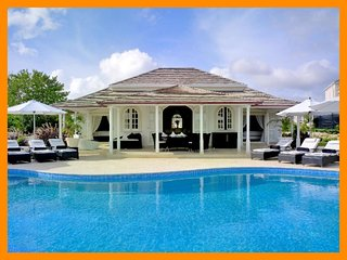 Stunning 4 Bed Villa with Shared Pool and Gym, St. James